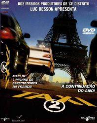 DVD TAXI 2