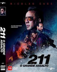DVD 211 - O GRANDE ASSALTO - NICOLAS CAGE