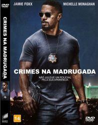 DVD CRIMES NA MADRUGADA - JAMIE FOXX