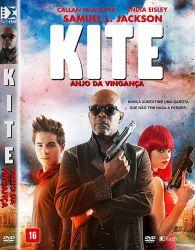 DVD KITE - ANJO DA VINGANÇA - SAMUEL L JACKSON