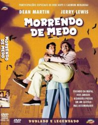 DVD MORRENDO DE MEDO - JERRY LEWIS
