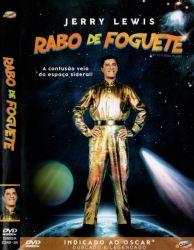 DVD RABO DE FOGUETE - JERRY LEWIS