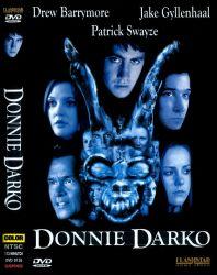 DVD DONNIE DARKO - PATRICK SWAYZE