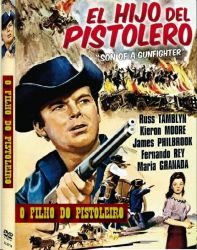 DVD O FILHO DO PISTOLEIRO - RUSS TAMBLYN