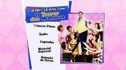 DVD O TERROR DAS MULHERES - JERRY LEWIS