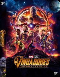 DVD VINGADORES - GUERRA INFINITA