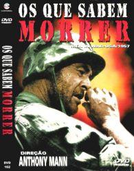 DVD OS QUE SABEM MORRER - ROBERT RYAN - VIC MORROW