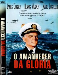 DVD O AMANHECER DA GLORIA - JAMES CAGNEY