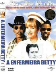 DVD ENFERMEIRA BETTY - RENEE ZELLWEGER