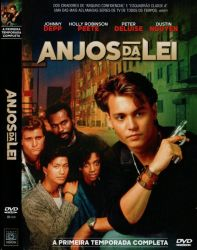 DVD ANJOS DA LEI - 1 TEMP - 4 DVD - LEGENDADO