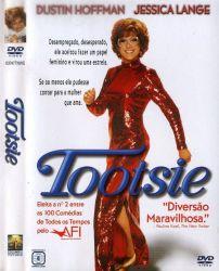 DVD TOOTSIE - DUSTIN HOFFMAN