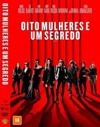 DVD OITO MULHERES E UM SEGREDO - SANDRA BULLOCK