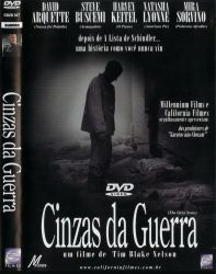 DVD CINZAS DA GUERRA - HARVEY KEITEL