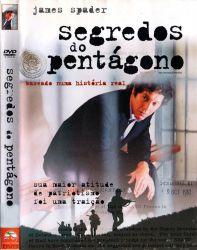DVD SEGREDOS DO PENTAGONO - JAMES SPADER