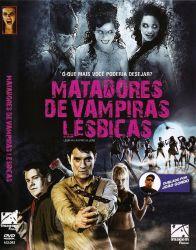 DVD MATADORES DE VAMPIRAS LESBICAS - JAMES CORDEN