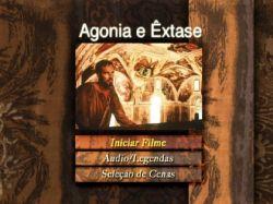 DVD AGONIA E EXTASE - 1965