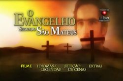 DVD O EVANGELHO SEGUNDO SAO MATEUS