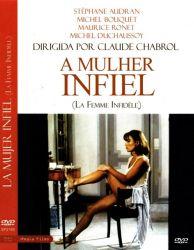 DVD A MULHER INFIEL - 1969