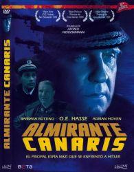 DVD O ALMIRANTE CANARIS - 1954
