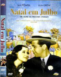 DVD NATAL EM JULHO - DICK POWELL