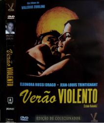 DVD VERAO VIOLENTO