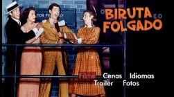 DVD O BIRUTA E O FOLGADO - JERRY LEWIS