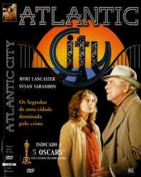 DVD ATLANTIC CITY - BURT LANCASTER