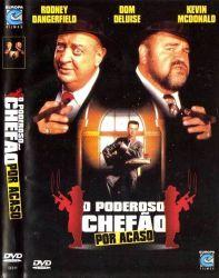 DVD O PODEROSO CHEFAO POR ACASO - RODNEY DANGERFIELD