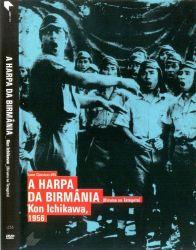 DVD A HARPA DA BIRMANIA - 1956