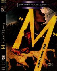 DVD M - DE JOSEPH LOSEY - 1951