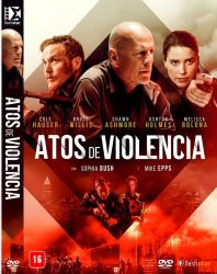 DVD ATOS DE VIOLENCIA - BRUCE WILLIS