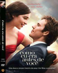 DVD COMO EU ERA ANTES DE VOCE - EMILIA CLARKE
