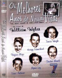 DVD OS MELHORES ANOS DE NOSSAS VIDAS - 1946
