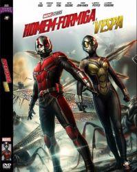 DVD HOMEM FORMIGA E A VESPA