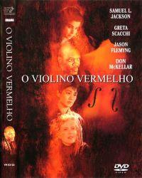 DVD O VIOLINO VERMELHO - SAMUEL L JACKSON