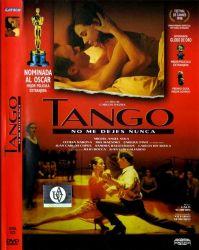 DVD TANGO - DE CARLOS SAURA