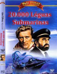 DVD 20.000 LEGUAS SUBMARINAS - KIRK DOUGLAS