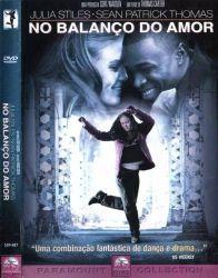 DVD NO BALANÇO DO AMOR - JULIA STILES