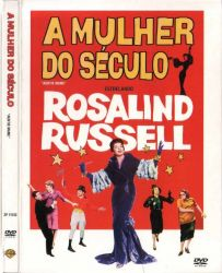 DVD A MULHER DO SECULO - ROSALIND RUSSELL