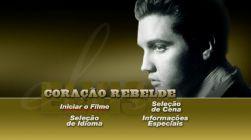 DVD CORACAO REBELDE - ELVIS PRESLEY