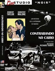 DVD CONTRABANDO NO CAIRO - ROBERT TAYLOR