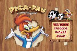 DVD PICA PAU E SEUS AMIGOS VOLUME 6