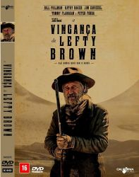 DVD A VINGANÇA DE LEFTY BROWN - BILL PULLMAN