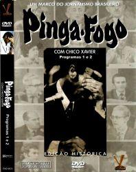 DVD PINGA FOGO - CHICO XAVIER