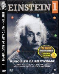 DVD EINSTEIN -  MUITO ALEM DA REALIDADE - VOL 1