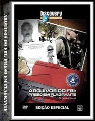 DVD ARQUIVOS DO FBI - PRESO EM FLAGRANTE