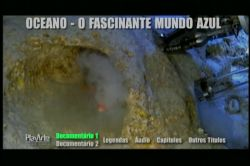 DVD OCEANO - O FASCINANTE MUNDO AZUL
