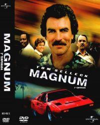 DVD MAGNUM - 2 TEMP - 6 DVDs