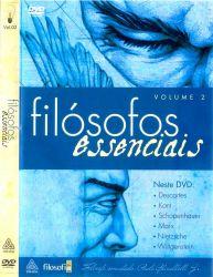 DVD FILOSOFOS ESSENCIAIS VOL 2
