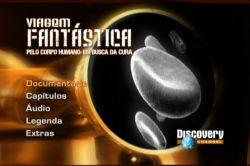 DVD DISCOVERY VIAGEM FANTASTICA - PELO CORPO HUMANO